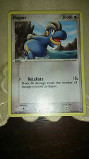 Bagon Pokemon Card COMMON [EX POWER KEEPERS]