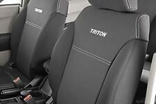 MQ - MY16 May 2015 Onwards  Triton Neoprene (WETSUIT MATERIAL) Seat Covers - NEW