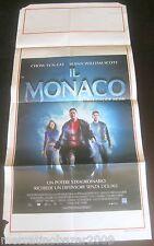 IL MONACO (2003) LOCANDINA CINEMA 33 X 69 cm
