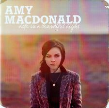 AMY MACDONALD : LIFE IN A BEAUTIFUL LIGHT / CD - TOP-ZUSTAND