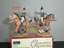 Britains 17579 luz de la Legión Británica Dragones montado soldado de juguete figura Set