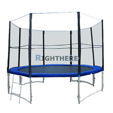 NEW 14FT TRAMPOLINE WITH SAFETY NET LADDER