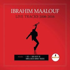 Ibrahim Maalouf - LIVE TRACKS 2006/2016 CD/ DVD ALBUM NEW (18TH NOV)