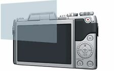 Panasonic Lumix dmc-gf7 (4x) crystalclear LCD Screen Guard protector de táctil