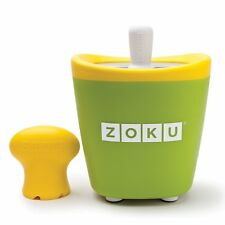 Zoku Single Quick Pop Maker Green ZK110-GN