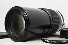 Excellent Nikon Ai-S Nikkor 200mm f4 Manual Telephoto Lens from Japan