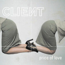 Price of Love Client MUSIC CD