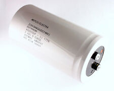 New Mepco 400000uF 7V Large Can Screw Terminal Capacitor 400k mfd