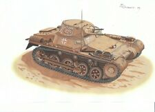 Attack AT72869 1/72 WWII German Flammpanzer I Ausf A