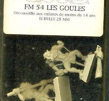 FENRYLL 1  BLISTER FM54 LES GOULES