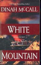White Mountain by Dinah McCall (2002,Paperback)
