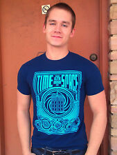 DOCTOR WHO Navy 100% Cotton Size S T-Shirt