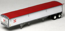 Lonestar Models 6035 43' Wilson Grain Trailer Kit Purina Mills 1/87 HO