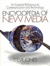 Encyclopedia of New Media : An Essential Reference to Communication and Technolo
