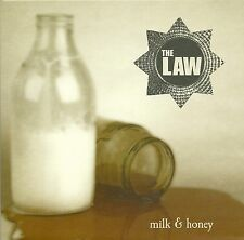 """Rare Debut 7"""" Single   THE LAW   Milk & Honey  b/w  Watching The Paint Dry  MINT"""