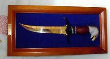 FRANKLIN MINT AMERICAN BALD EAGLE KNIFE  RAY BEERS