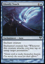 MTG GHOSTLY TOUCH FOIL - TOCCO SPETTRALE - AVR - MAGIC