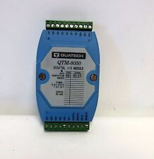 T QUATECH QTM-8050 DIGITAL I/O MODULE  OUTPUT: RS-485. USED
