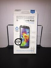 BodyGuardz Premium Tempered Glass Screen Protector For Samsung Galaxy S5 Active