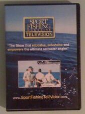 SPORT FISHING MAGAZINE TELEVISION season 6  DVD  4 disc set