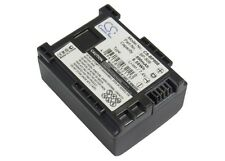 UK Battery for Canon FS11 2740B002 BP-808 7.4V RoHS