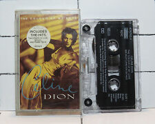Celine Dion - The Colour Of My Love - Cassette Tape - Album - Tested