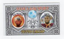figurina BANCA DELLO SPORT TUTTO CALCIO 2014/2015 ROMA KEITA
