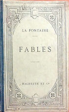 FABLES PAR LA FONTAINE