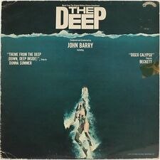 The Deep (Music from the Original Motion Picture Soundtrack)  John Barry Vinyl R