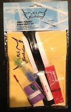 NEW PLAYERS CLARINET SUPER SAVER CARE KIT, SWAB, CORK GREASE, BRUSH, CLOTH