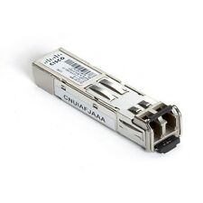 Cisco GLC-SX-MM 1000BASE-SX SFP transceiver module for MMF, 850-nm wavelength