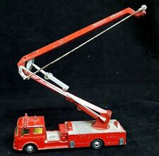 Vintage CORGI Major Toys #1127 Simon Snorkel Fire Engine