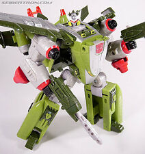Transformers Takara Galaxy Force GC-04 Dreadrock (Cybertron Jetfire Prime RID)