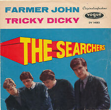 "7"" - The Searchers - Farmer John / Tricky Dicky - Vogue DV 14083"