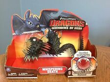 How to Train Your Dragon Defenders of Berk Whispering Death New and VHTF