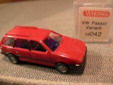1/87 Wiking VW Passat Variant Kombi dunkelrot 42 1 A