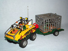 playmobil 4175 - Amphibious Vehicle and dinosaur Dinosaur Hunter Set
