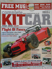 Complete Kit Car Oct 2009 Tiger Aviator, Marcos