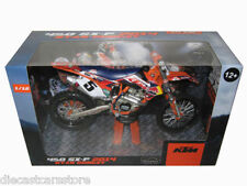 2014 RED BULL KTM 450 SX-F RYAN DUNGEY #5 1/12 MOTORCYCLE AUTOMAXX 600067