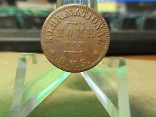 Tx 2290a Variety So. Br. National Home For D.V.S. Gf.05 Token Brass 18mm