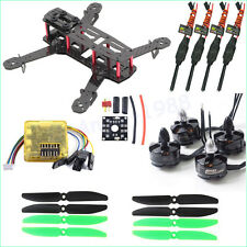 Carbon Fiber ZMR250 C250 Quadcopter kit Flight Controller 5030 Prop for QAV250