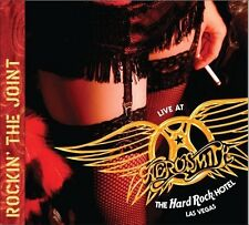 Aerosmith - Rockin the Joint [Live at the Hard Rock Cafe] [New CD]