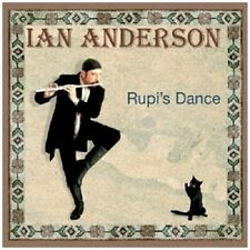 Ian Anderson Rupi's Dance CD NEW SEALED 2010 Jethro Tull