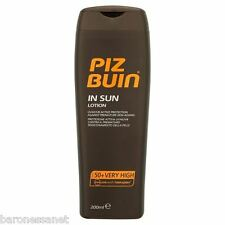 PIZ BUIN SPF 50+ IN SUN LOTION 200ML Very High Protection