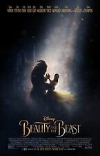 "Beauty and the Beast movie poster (2017)  -  11"" x 17"" inches - Emma Watson"