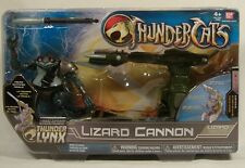 THUNDERCATS LIZARD CANNON TANK CARTOON NETWORK BANDAI THUNDER CATS MISP LYNX HTF