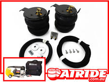 COMMODORE SLAM SPECIALTIES AIR RIDE ASSIST AIRBAG KIT WITH COMPRESSOR