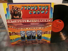 """stone the crows""""ontinuous performance""""lp12""""or.ger.polydor:2391043 de 1972."""