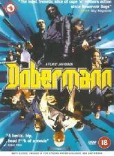 Dobermann DVD Vincent Cassel Tcheky Karyo New Doberman Original UK Release R2