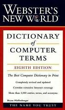 Webster's New World Dictionary of Computer Terms, 8th Edition (Diction-ExLibrary